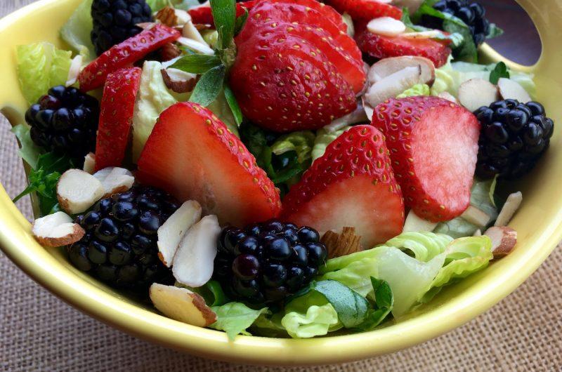 Refreshing Berry Salad